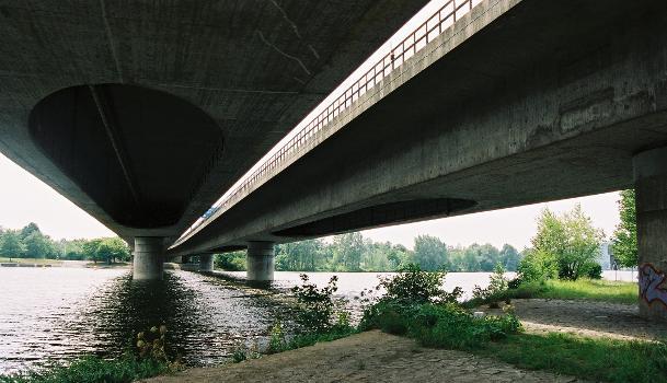 Pfaffensteiner Brücke, Ratisbonne