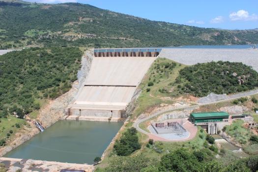 Barrage de Maguga