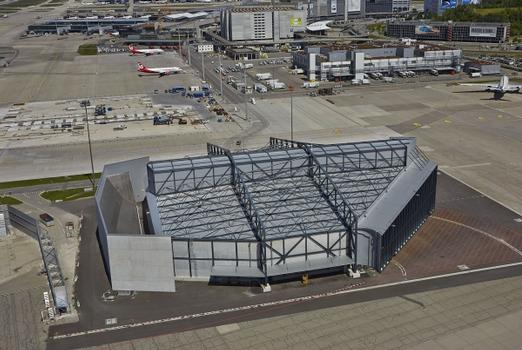Zurich Airport Noise Protection Hangar