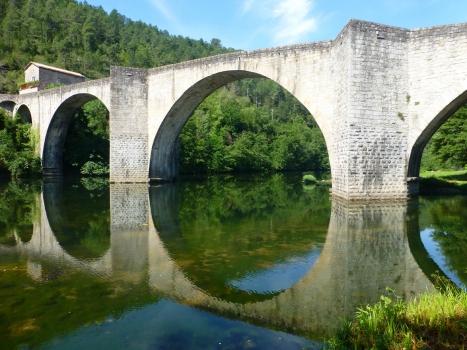 Chassezacbrücke Chambonas