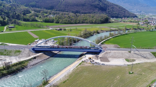 Pont ferroviaire de Massongex