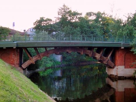 Second Cloister Bridge