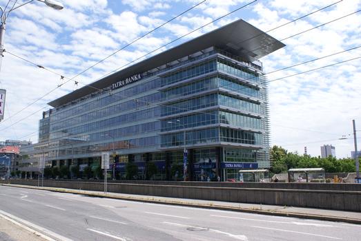 Tatra-centrum, Bratislava