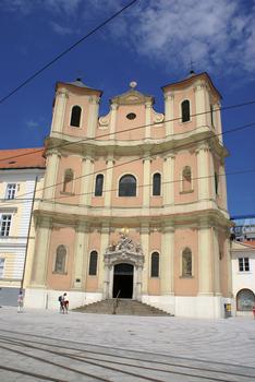 Kostol Trinitárov, Bratislava