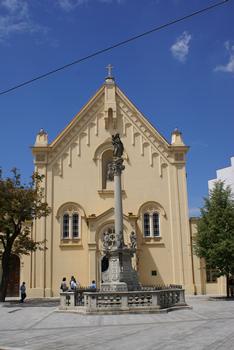 Kapucínsky kostol, Bratislava