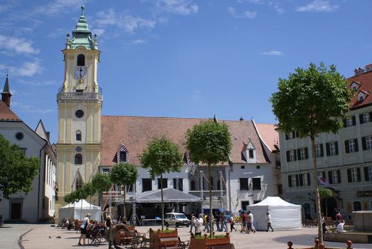 Altes Rathaus, Bratislava