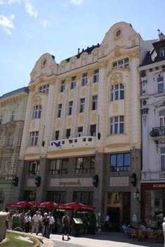 Palác Uhorskej eskontnej a zmenárenskej banky