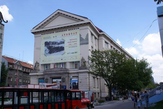 Musée national, Bratislava