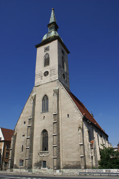 Cathédrale Saint-Michel, Bratislava