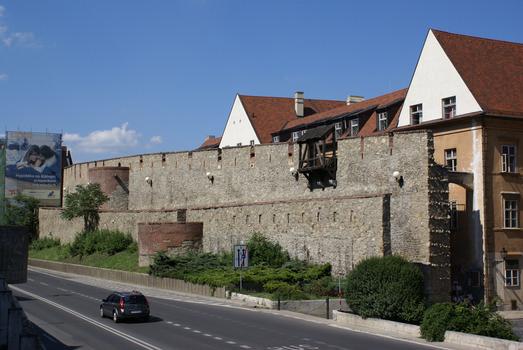 Remparts, Bratislava