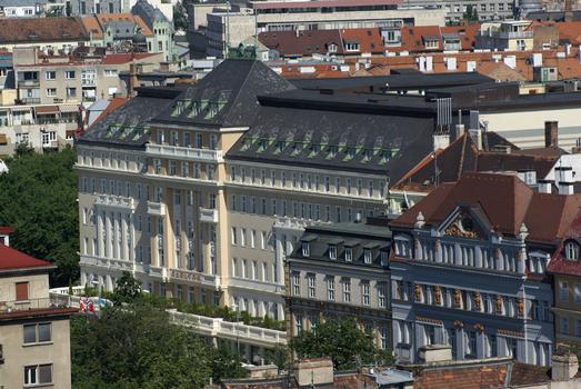 Carlton Hotel, Bratislava
