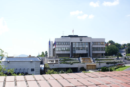 Parlement, Bratislava