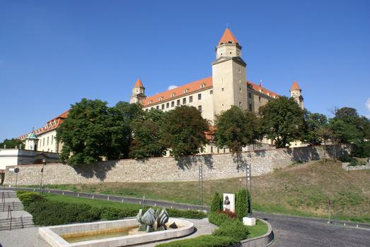 Burg, Bratislava