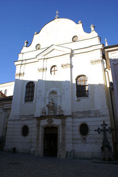 Eglise franciscaine, Bratislava