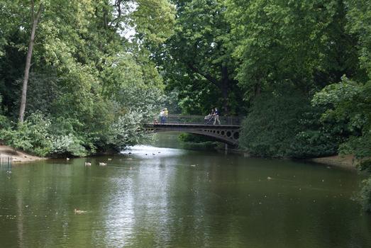Goldene Brücke, Düsseldorf