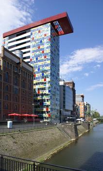 Colorium, Medienhafen, Düsseldorf