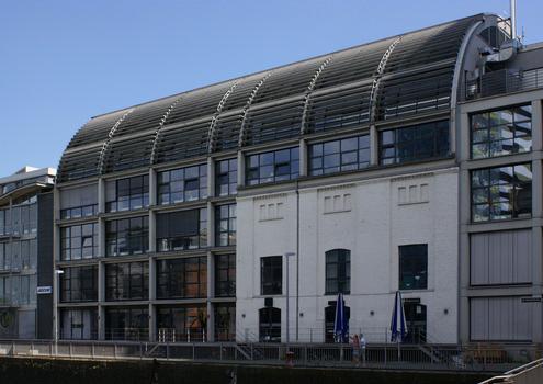 Kaistrasse 4, Medienhafen, Düsseldorf