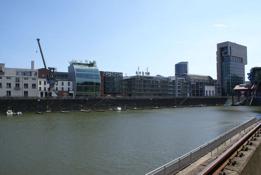 Medienhafen, Düsseldorf