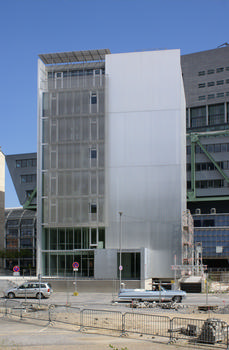 Maki Solitair, Medienhafen, Düsseldorf
