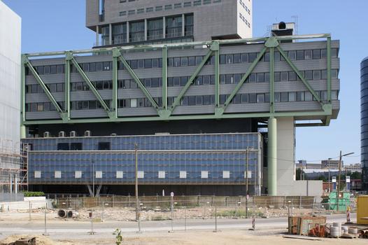 PEC, Medienhafen, Düsseldorf