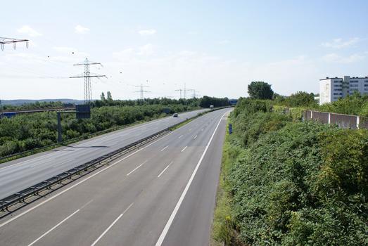 A 44, Düsseldorf-Lichtenbroich