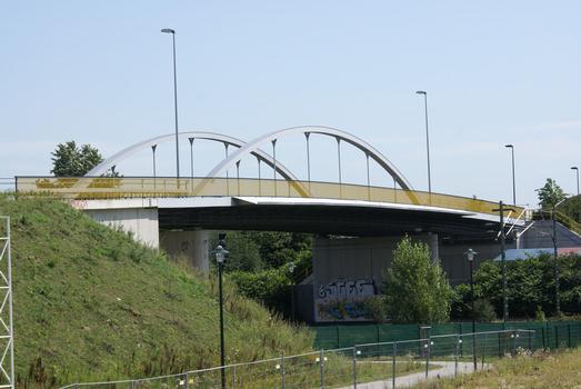 Pont de la K3n, Düsseldorf-Lichtenbroich