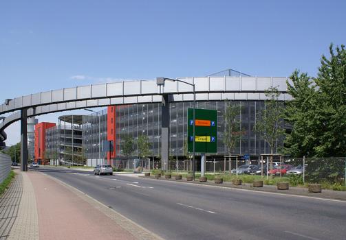 Aéroport international de Düsseldorf - P5