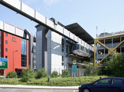 Aéroport de Düsseldorf - Skytrain