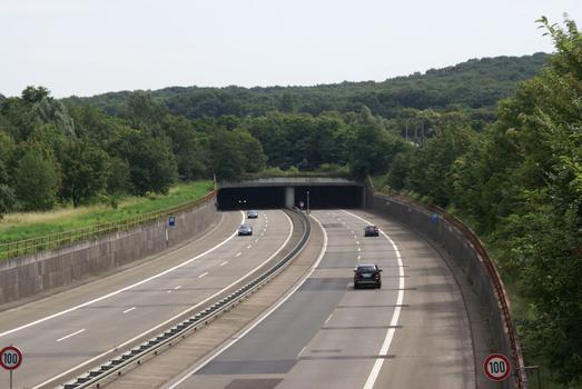 A 44 - Reichswaldallee Tunnel