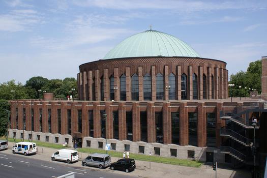 Tonhalle, Düsseldorf