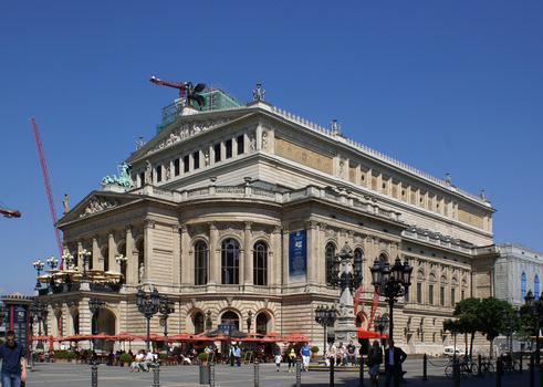 Alte Oper, Frankfurt-am-Main