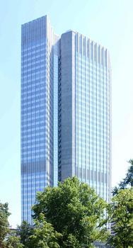 Banque central européenne (Eurotower), Francfort