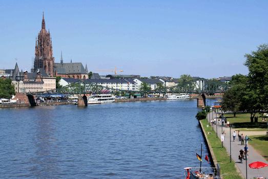 Eiserner Steg, Frankfurt