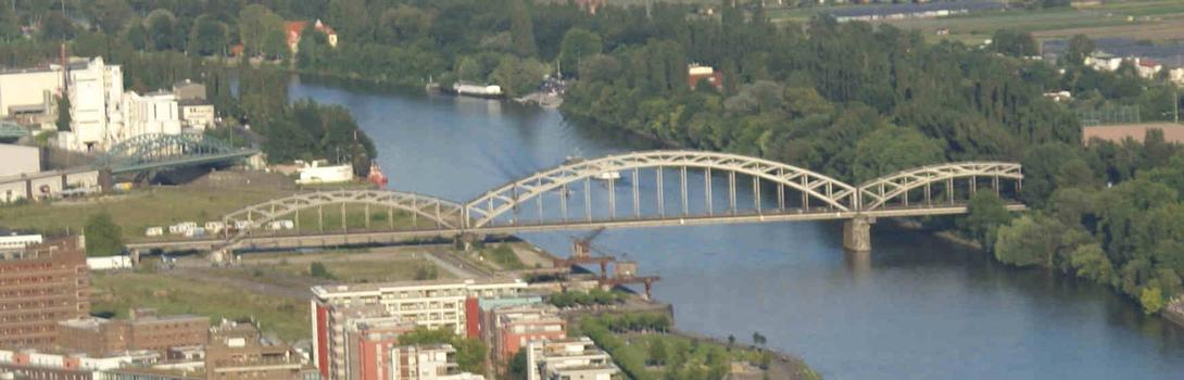 Deutschherrnbrücke, Frankfurt-am-Main