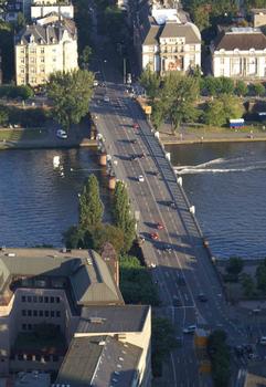 Untermainbrücke, Frankfurt-am-Main