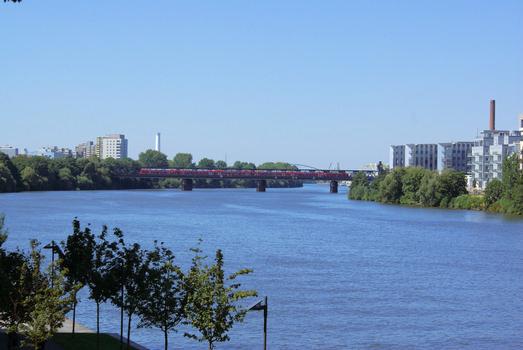 Main-Neckar-Brücke, Frankfurt