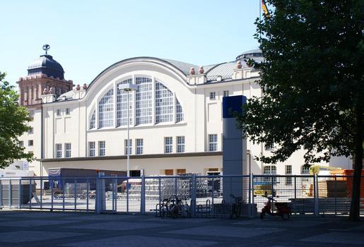 Festhalle, Frankfurt