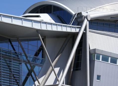 Messe Frankfurt - Halle 3, Frankfurt