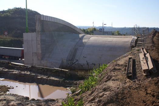 Jena - Lobdeburger Tunnel
