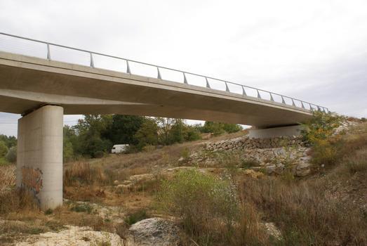 Bonnieux - D 108 Bridge