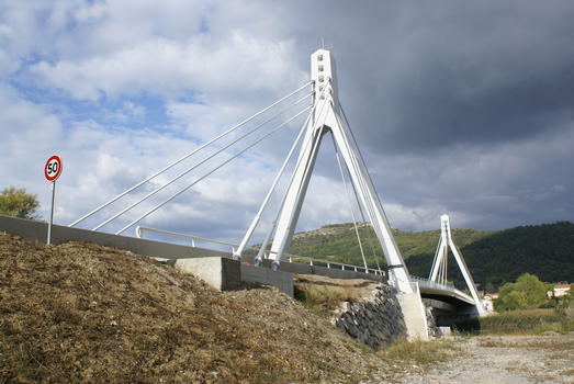Volonne - Durancebrücke
