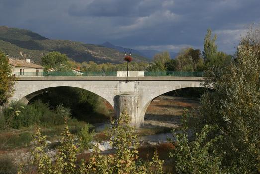 Malijai - Pont