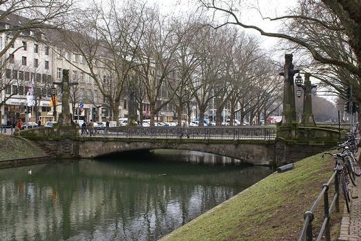 Girardetbrücke, Düsseldorf