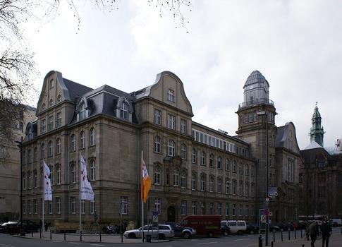 Görres-Gymnasium, Düsseldorf