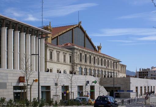 Gare Saint-Charles