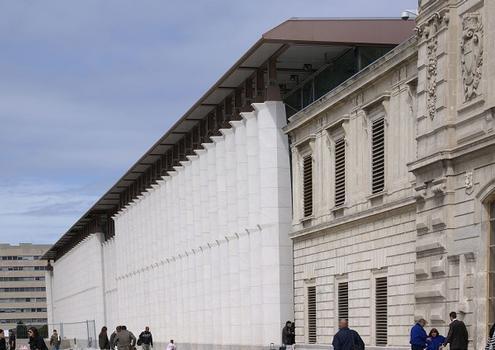 Bahnhof Saint-Charles - Honnorat-Gebäude