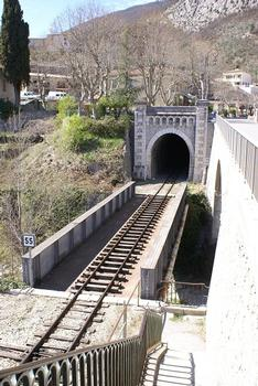 Pont de la Chalvagne & Souterrain d'Entrevaux I