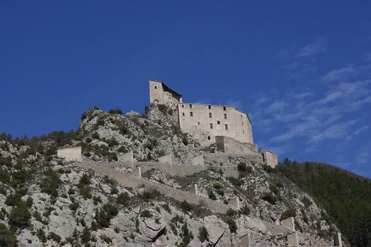 Zitadelle Entrevaux