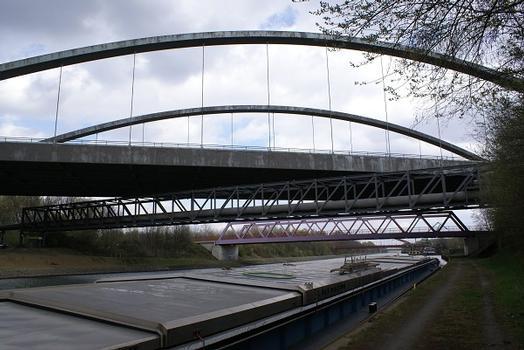 Autobahn A 42 & Rhine-Herne Canal – A42 Rhine-Herne-Canal Bridge