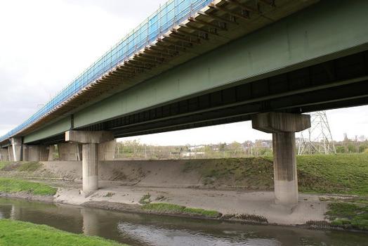Autobahn A 42 – Emscherbrücke A42